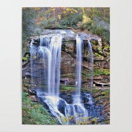 Dry Falls, NC Poster