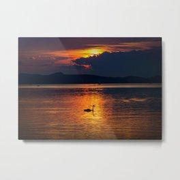 Sunset_12 Metal Print