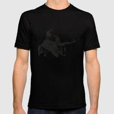 Armenian II X-LARGE Black Mens Fitted Tee