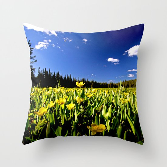For Jeremy Throw Pillow