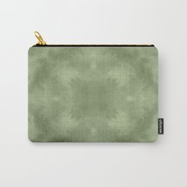 Sage Abstract II Carry-All Pouch