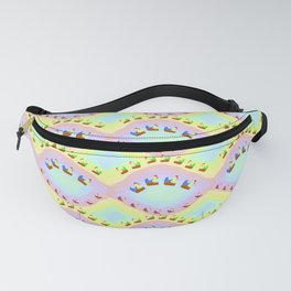 Chicken Party!!! Fanny Pack
