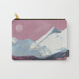Bruised Landscape Carry-All Pouch