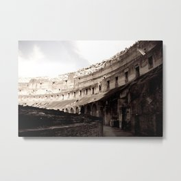 The Stomach of Ancient Rome Metal Print