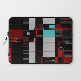 feelin' static Laptop Sleeve