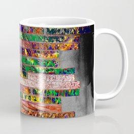 wall of bricks Coffee Mug