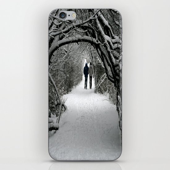 Witch in the Wood iPhone & iPod Skin