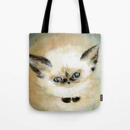 Little Fluff Tote Bag