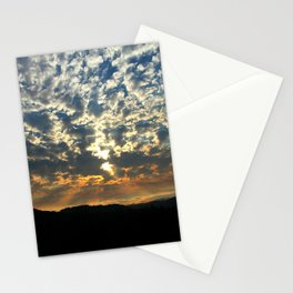 Remnants of a Storm Stationery Cards