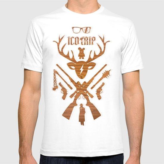 Inside icotrip #1 T-shirt