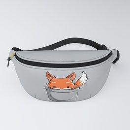 Pocket Fox Fanny Pack
