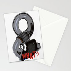 And What? Stationery Cards