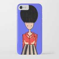 rockabilly iPhone & iPod Cases featuring rockabilly by Luana Rios