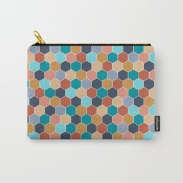 Colorful palette Carry-All Pouch