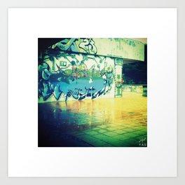 C.S.O. Auro e Marco #2 Art Print