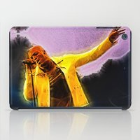 seal iPad Cases featuring Seal by JR van Kampen