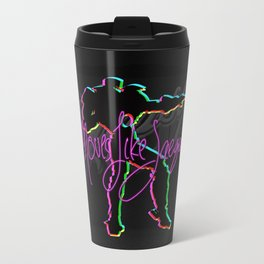 Moves like Jaeger Travel Mug