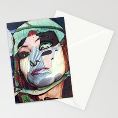 ELISA_GLITCH_IN THE SKY MIT MELANCHOLIE_ Stationery Cards