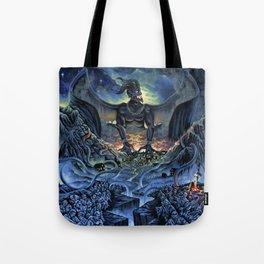 Typhon Monster Tote Bag