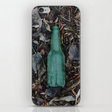 Bottle without a message iPhone & iPod Skin