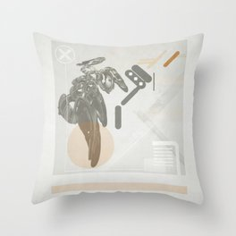 Section 3 Throw Pillow