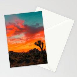 Joshua Tree Parc National Stationery Cards