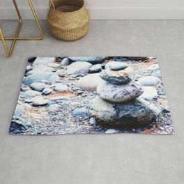 Rock Cairn Rug