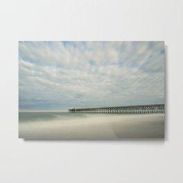 Pawleys Island Pier I Metal Print