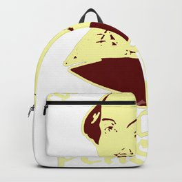 CONSUMED A MOLLY I DOTH PERSPIRE T-SHIRT Backpack