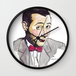 Pee Wee Wall Clock