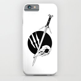 Raven's Claw iPhone Case