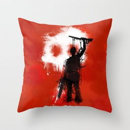 Dead Ink Throw Pillow