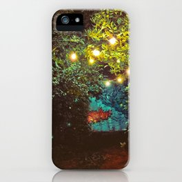 Follow the Lights (Color) iPhone Case
