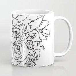 Bouquet_3BW Coffee Mug