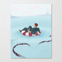 Patience-1 Canvas Print