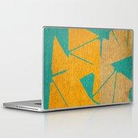 titan Laptop & iPad Skins featuring Titan - Hyperion by Fernando Vieira