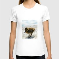 stockholm T-shirts featuring Stockholm Chick by GardenGnomePhotography