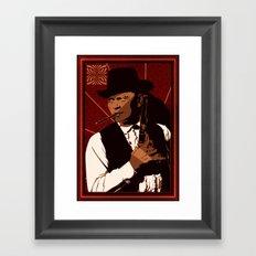 Giuda Framed Art Print
