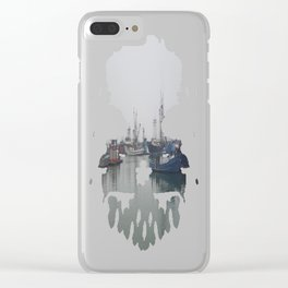 Fogged In Clear iPhone Case