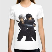jem T-shirts featuring Parabatai - Jem&Will by taratjah