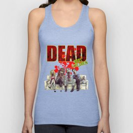 Dead whit children Unisex Tank Top