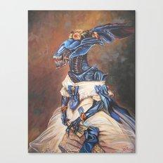 Duchess of Xenoshire Canvas Print