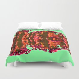 Surreal Cactus Art Duvet Cover