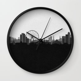 City Skylines: Sharjah Wall Clock