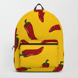Red Chili Pepper design Backpack
