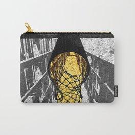 Basketball art print- city 3 Carry-All Pouch