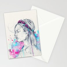 Lily III Stationery Cards
