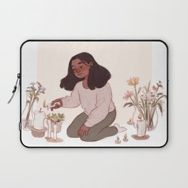 Flowers for all my rooms Laptop Sleeve