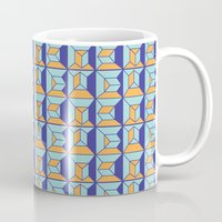 code Mugs featuring Coatl Code by Pamku