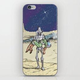 Steel Rescue iPhone Skin